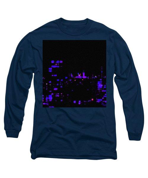 Toronto City Lights Long Sleeve T-Shirt