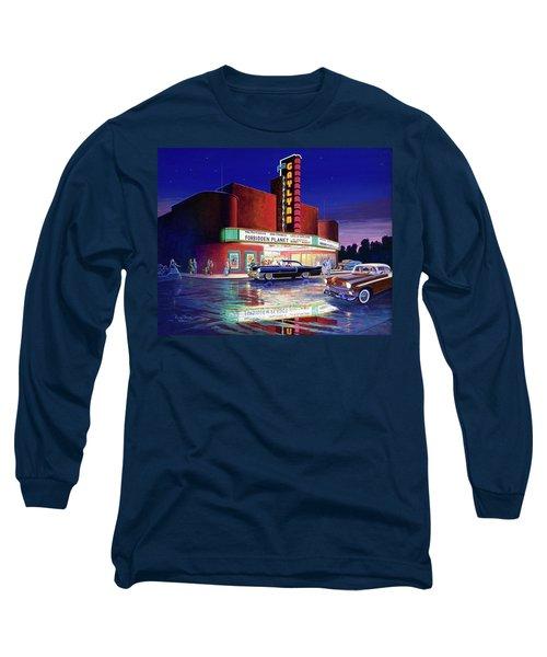 Classic Debut -  The Gaylynn Theatre Long Sleeve T-Shirt