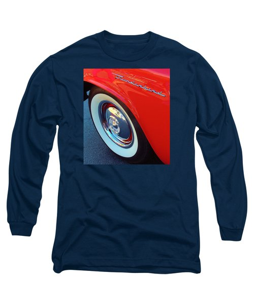 Classic T-bird Tire Long Sleeve T-Shirt