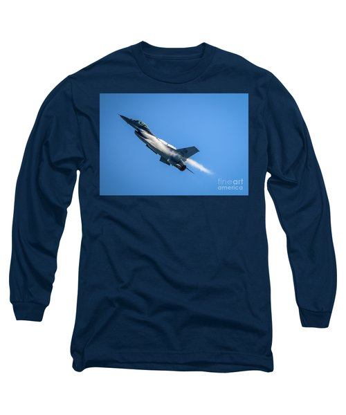 Climbing Falcon Long Sleeve T-Shirt