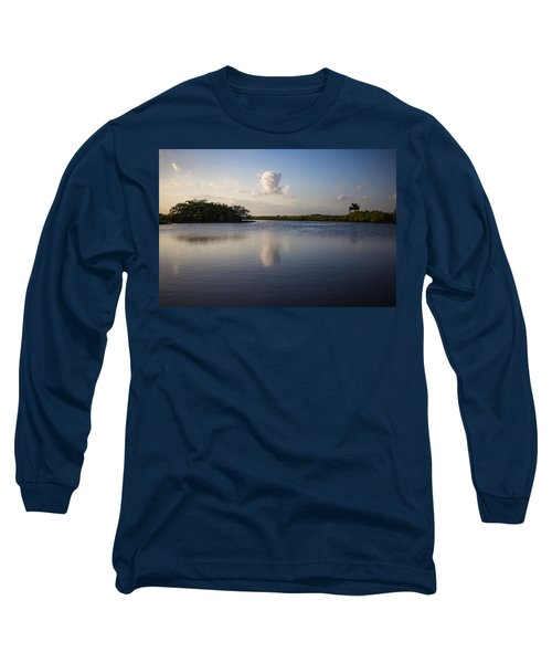 Cloud Reflection Long Sleeve T-Shirt