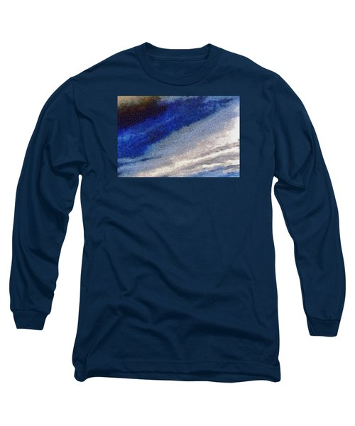 Long Sleeve T-Shirt featuring the photograph Clouds 10 by Spyder Webb