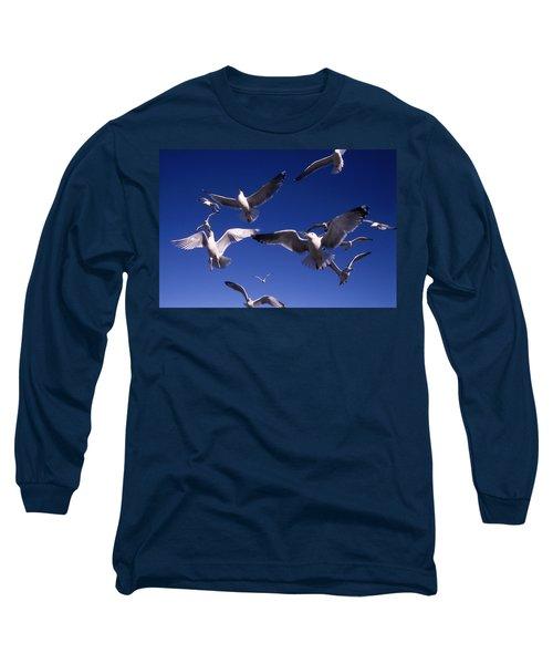Cnrg0302 Long Sleeve T-Shirt