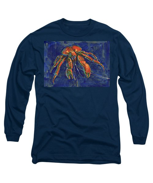Coconut Crab Long Sleeve T-Shirt