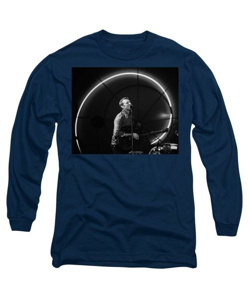 Coldplay11 Long Sleeve T-Shirt by Rafa Rivas