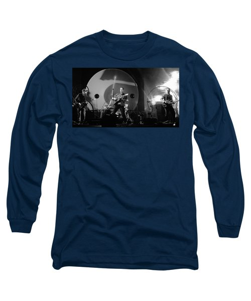 Coldplay12 Long Sleeve T-Shirt by Rafa Rivas