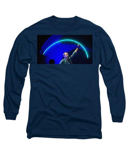 Coldplay3 Long Sleeve T-Shirt by Rafa Rivas