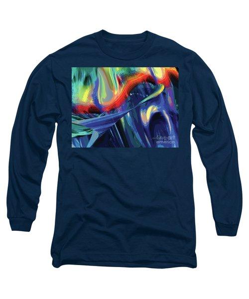 Color Flight Long Sleeve T-Shirt
