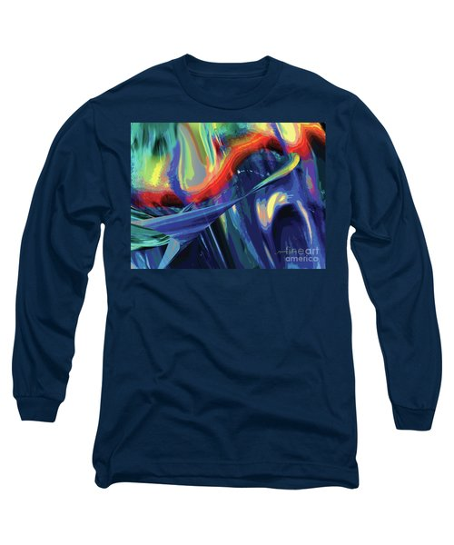 Color Flight Long Sleeve T-Shirt