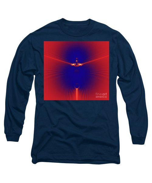 Color Meets Energy Long Sleeve T-Shirt