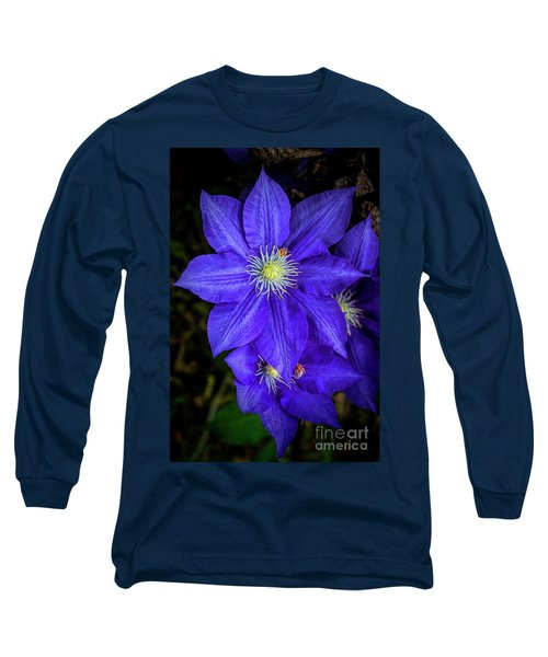 Color Me Purple Long Sleeve T-Shirt
