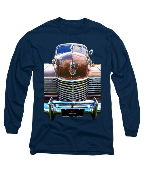 Colorful Cadillac Long Sleeve T-Shirt