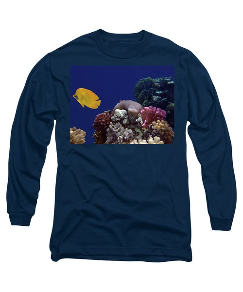 Colorful Coralreef Long Sleeve T-Shirt