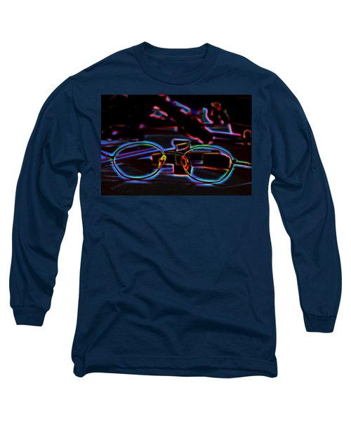 Colors Of Clear Sight Long Sleeve T-Shirt