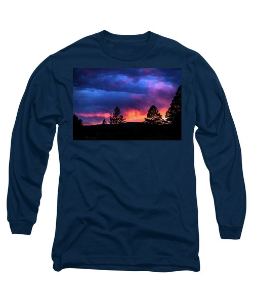 Colors Of The Spirit Long Sleeve T-Shirt