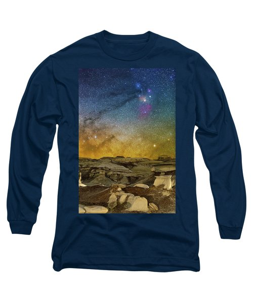 Colors On The Rise Long Sleeve T-Shirt