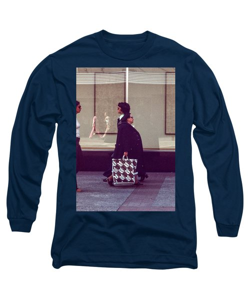 Coming And Going Long Sleeve T-Shirt