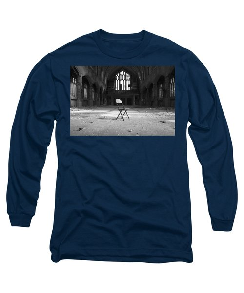 Confess  Long Sleeve T-Shirt