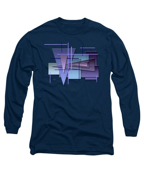 Confused Mind Long Sleeve T-Shirt