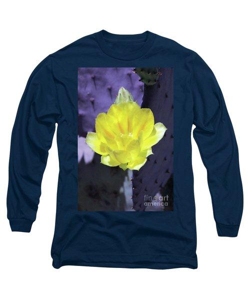Contrast Long Sleeve T-Shirt