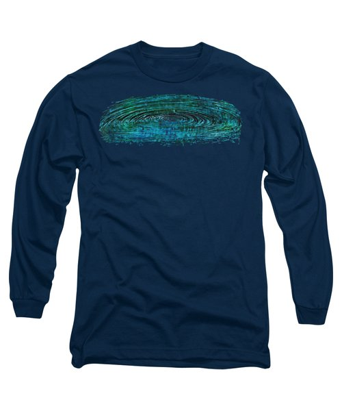 Cool Spin Long Sleeve T-Shirt by Sami Tiainen