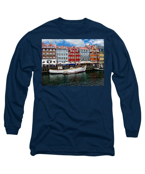 Copenhagen - Denmark Long Sleeve T-Shirt