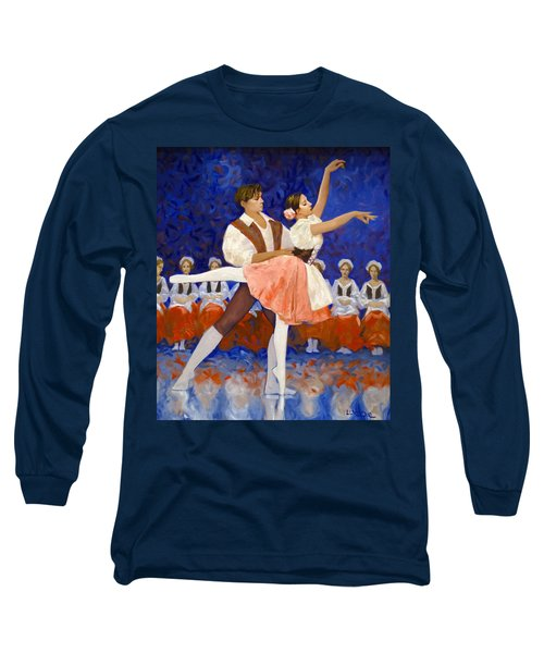Coppelia Long Sleeve T-Shirt