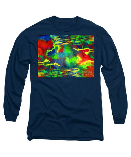 Coral Tides Long Sleeve T-Shirt