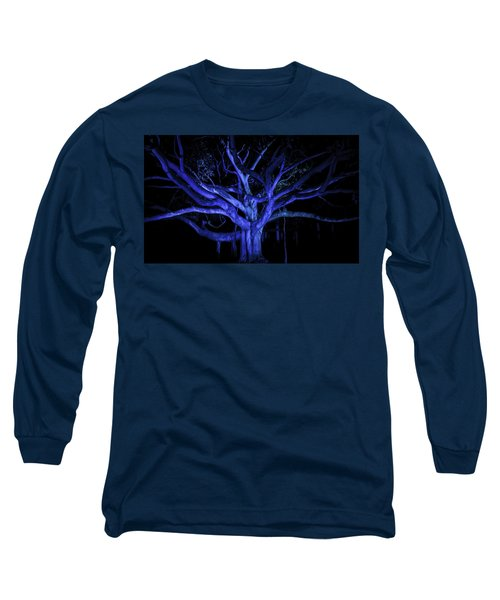 Coral Tree Long Sleeve T-Shirt by Jason Moynihan