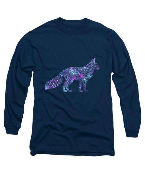 Cosmic Fox Long Sleeve T-Shirt