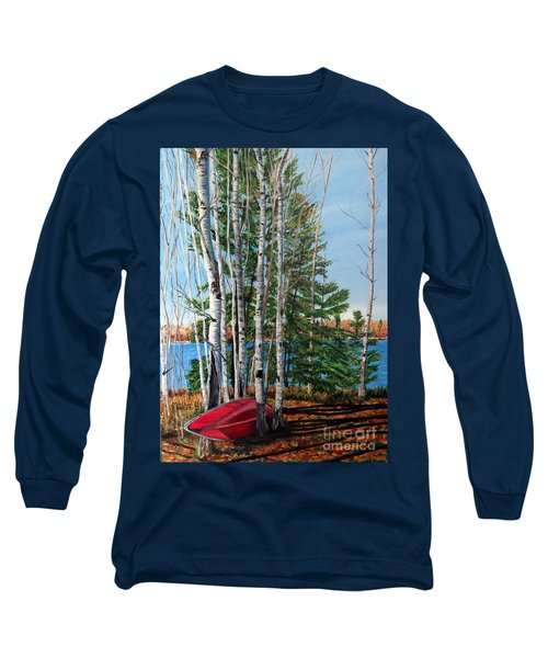 Cottage Country 2 Long Sleeve T-Shirt