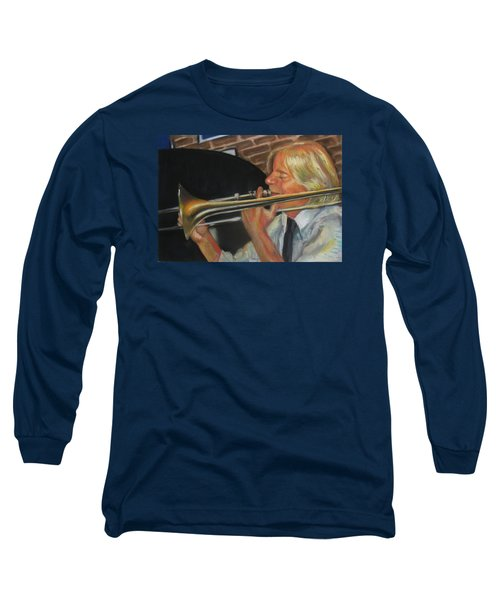 Craig At Palm Court Long Sleeve T-Shirt