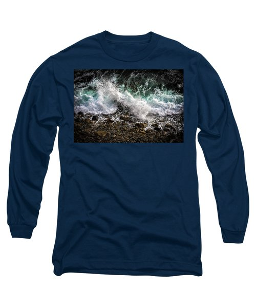 Crashing Surf Long Sleeve T-Shirt