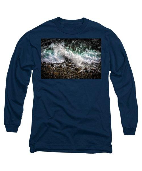 Crashing Surf Long Sleeve T-Shirt