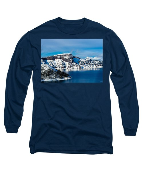 Crater Lake Long Sleeve T-Shirt