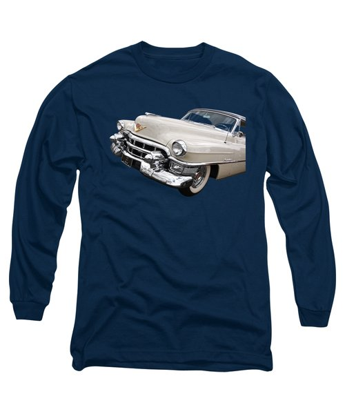 Cream Of The Crop - '53 Cadillac Long Sleeve T-Shirt