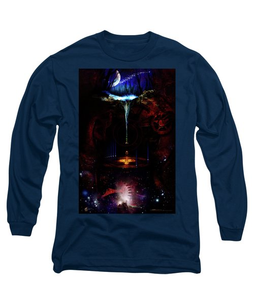 Creation Of Time Long Sleeve T-Shirt