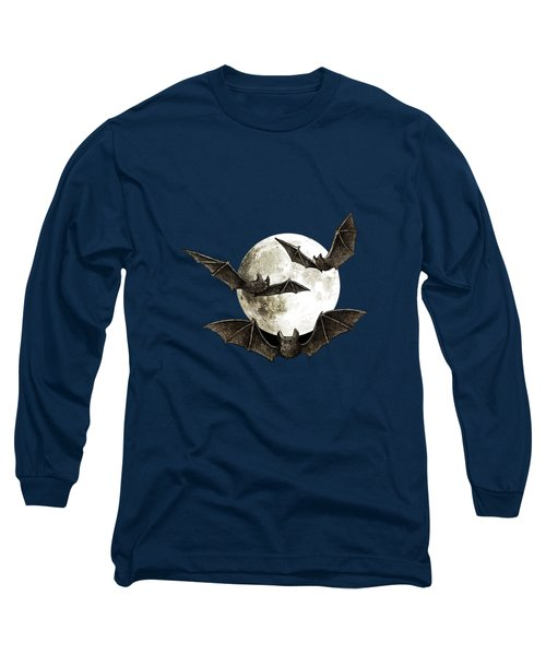 Creatures Of The Night Long Sleeve T-Shirt