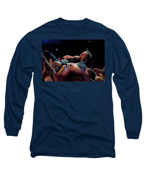 Crowd Surfing Long Sleeve T-Shirt