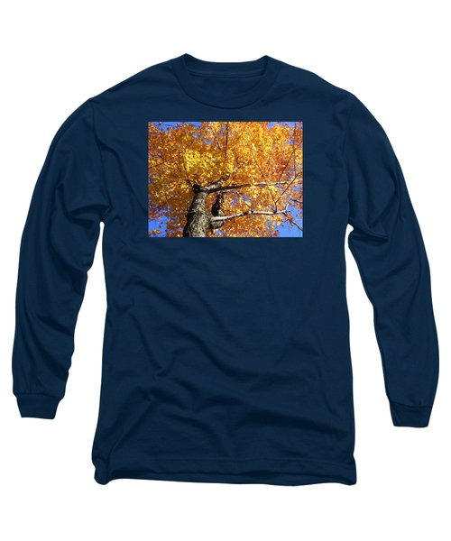 Crown Fire Long Sleeve T-Shirt