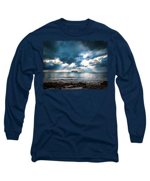 Cruise In Paradise Long Sleeve T-Shirt