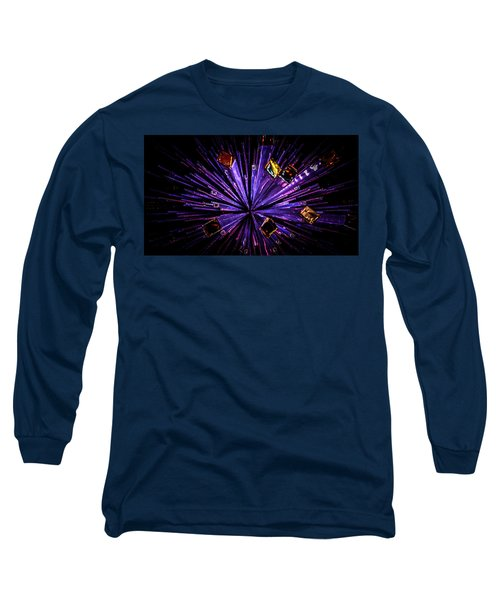 Crystal Reports Long Sleeve T-Shirt