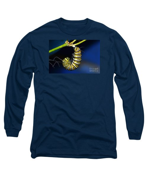 Curly Q Long Sleeve T-Shirt by Lew Davis