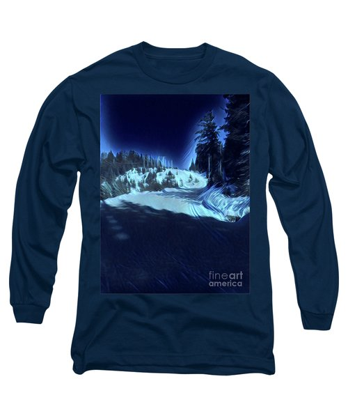Cypress Bowl, W. Vancouver, Canada Long Sleeve T-Shirt