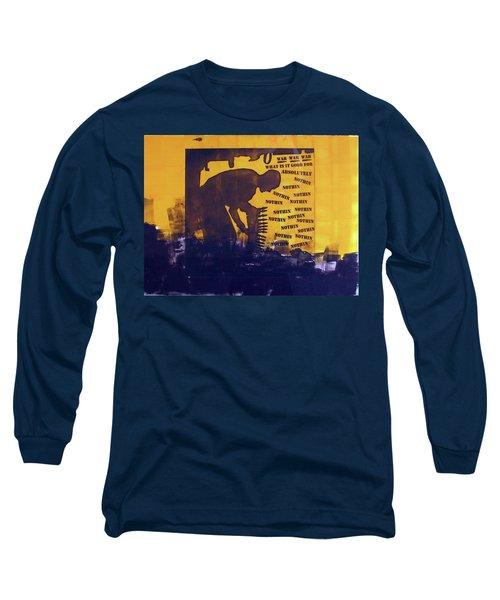 D U Rounds Project, Print 25 Long Sleeve T-Shirt