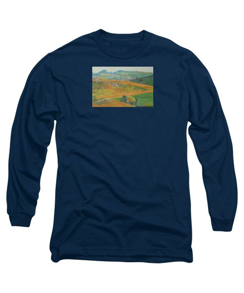 Dakota Prairie Dream Long Sleeve T-Shirt