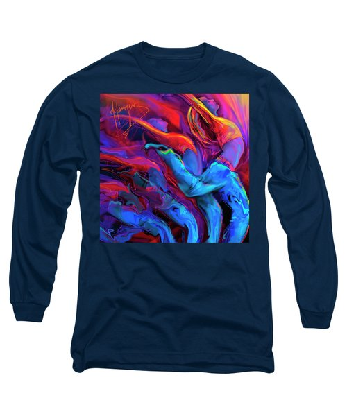 Dance, Dance, Dance Long Sleeve T-Shirt