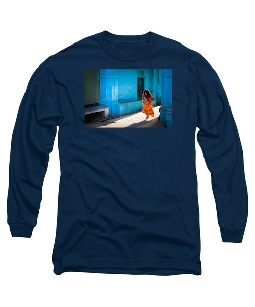 Dancer In The Light Long Sleeve T-Shirt