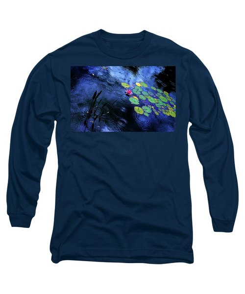 Dancing In The Rain Long Sleeve T-Shirt