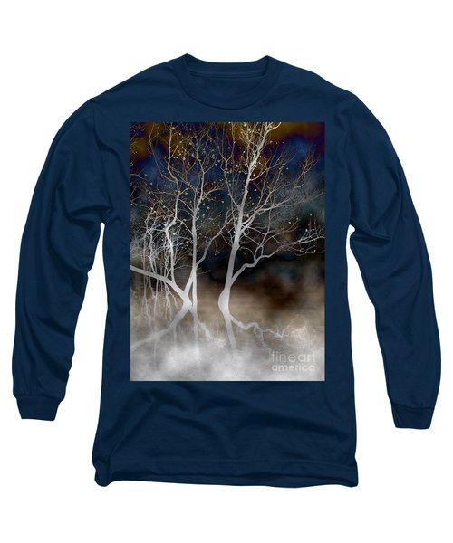 Dancing Tree Altered Long Sleeve T-Shirt